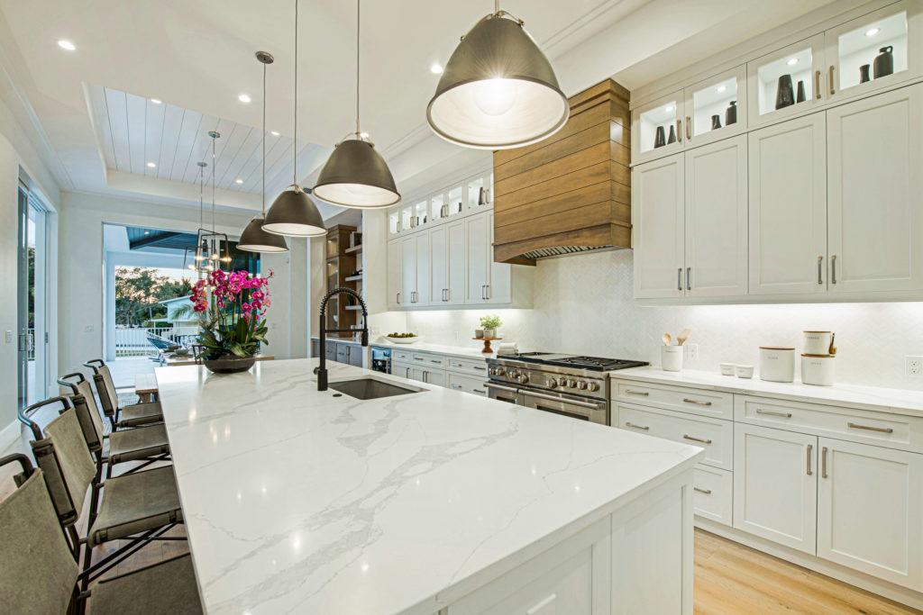 Kitchen Design by Nutter Custom Construction
