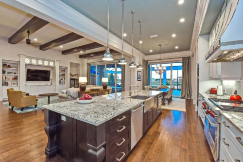 Binncale Kitchen from Nutter Custom Construction