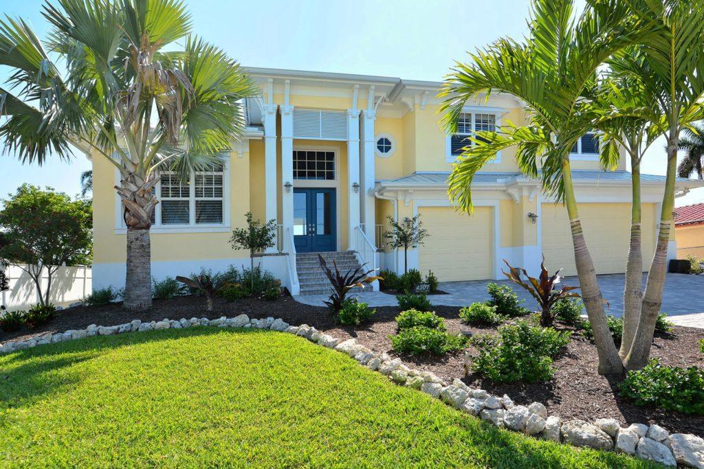 Coconut Terrace Custom Home in Sarasota