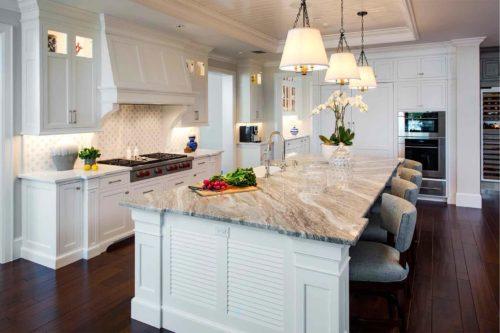 Island Bayfront Kitchen Portfolio