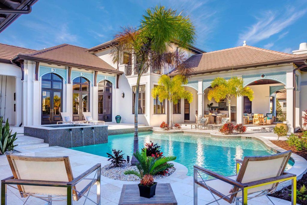 Tropical West Indies Custom Construction